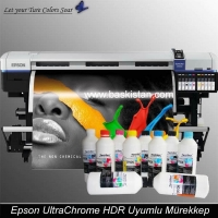Epson UltraChrome HDR Uyumlu Mürekkep (500 ml)